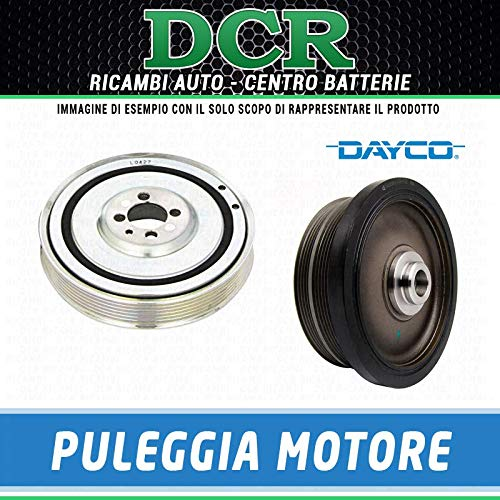 Dayco DPV1122 Poulie Damper