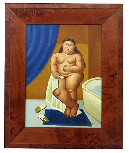 Gefälschte Gemälde Urheberrecht Botero 28