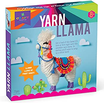 Craft-tastic Yarn Llama Kit Craft Kit