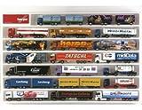 029254 - Herpa - Camión Showcase (blanco) Euro longitud- no incluye juguetes