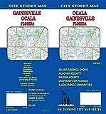 Gainesville / Ocala / University of Florida, Florida Street Map