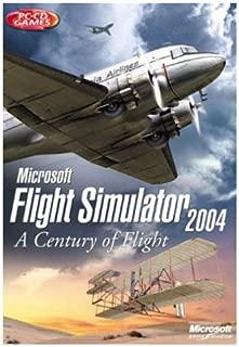 Microsoft Flight Simulator 2004: A Century of Flight - PC