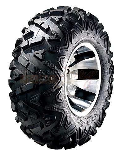 SunF - Neumático para quad y ATV AT (24 x 11-10 A-033)