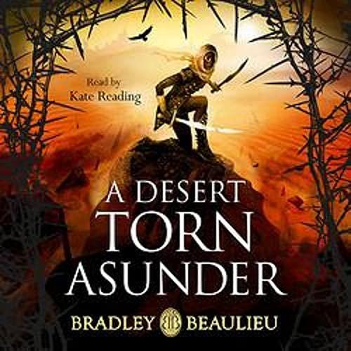A Desert Torn Asunder cover art