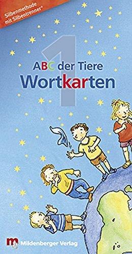 ABC der Tiere 1 – Wortkarten in 5-Fächer-Lernbox