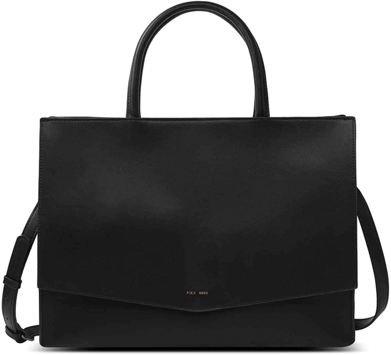 Pixie Max 44% OFF Mood Caitlin 15.5 x 11.5 Leather with Vegan Bag Tote Max 89% OFF Large