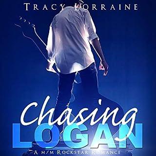 Chasing Logan audiobook cover art