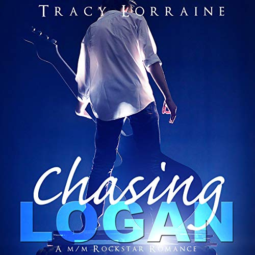 Chasing Logan audiobook cover art