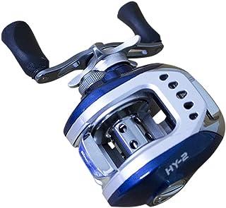 Carretilha Pesca Perfil Baixo 11 Rolamentos Freio Magnético