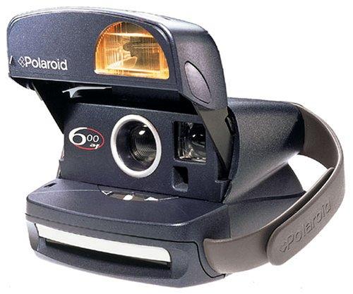 Cámara instantánea Polaroid 600 Fun-Pack Incluye 2 películas ...