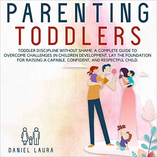 Parenting Toddlers cover art