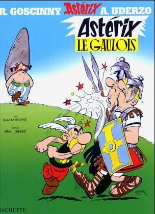Asterix, französische Ausgabe, Bd.1 : Asterix le Gaulois; Asterix der Gallier, französische Ausgabe (Astérix)