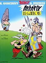 Une aventure d'Astérix, tome 1 - Astérix le Gaulois d'Albert Uderzo