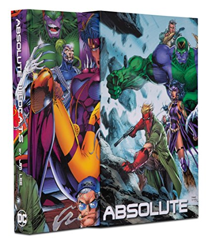 Absolute WildC.A.T.S. by Jim Lee