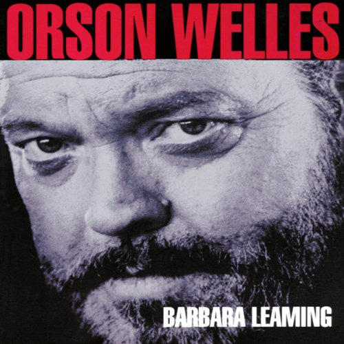 Orson Welles audiobook cover art