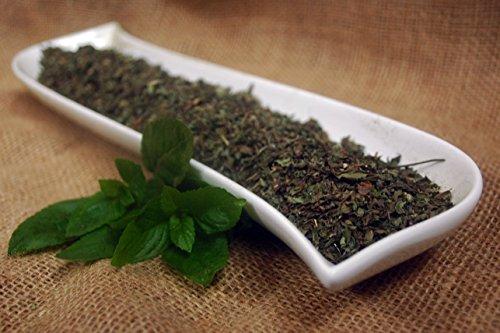 hojas de menta corte 100 g