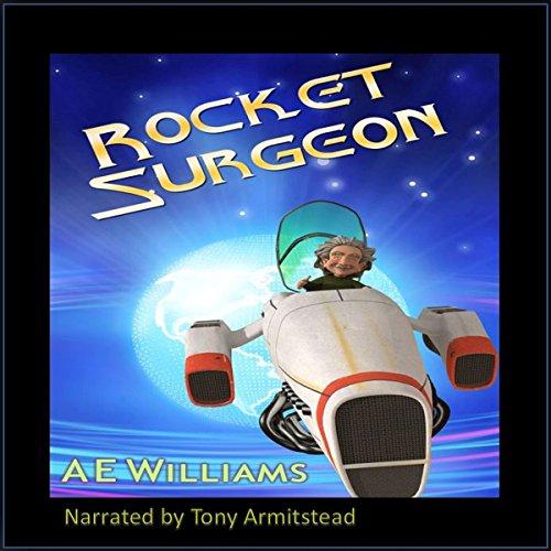 Rocket Surgeon audiobook cover art