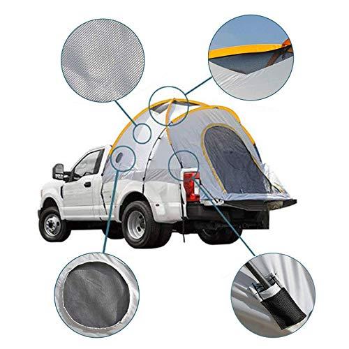S SMAUTOP LKW-Zelte, Auto-Bett zum Schlafen Camping Selbstfahrende Reisende Auto-Angelzelte