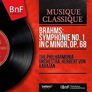 Brahms: Symphonie No. 1 in C Minor, Op. 68 (Mono Version)