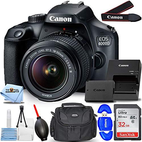 Canon EOS 4000D Rebel