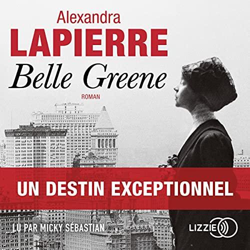 Couverture de Belle Greene