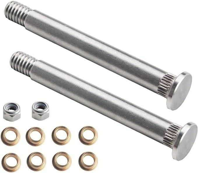 Door Hinge Pin /& Bushing Repair Kit For Ford
