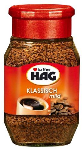 HAG KLASSISCH Kaffee 100g