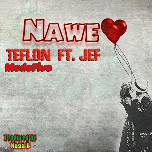 Teflon ModeFive feat. Jef