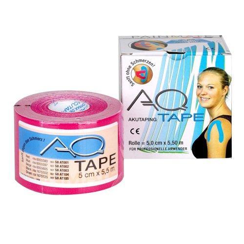 Servoprax S8 AT001 Aq Tape (5 cm x 5.5 m), Pink