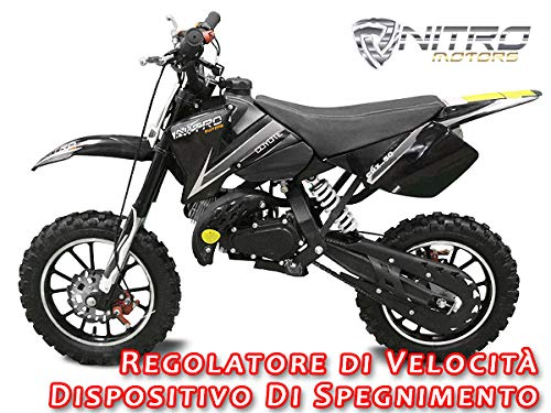 Motorbimbo Nitro Motors Minicross Coyote Rosso