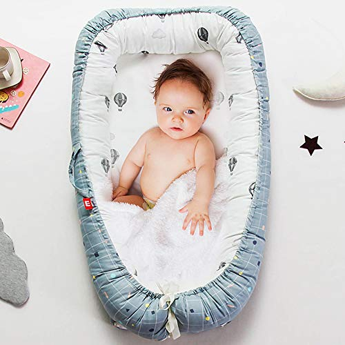 Cheapest Price! Brandream Baby Nest Portable Crib Newborn Baby Bassinet/Lounger/Nest/Cot/Pot Bed, Ba...