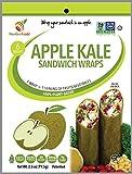 GemWraps Apple-Kale Sandwich Wraps 6-sheets