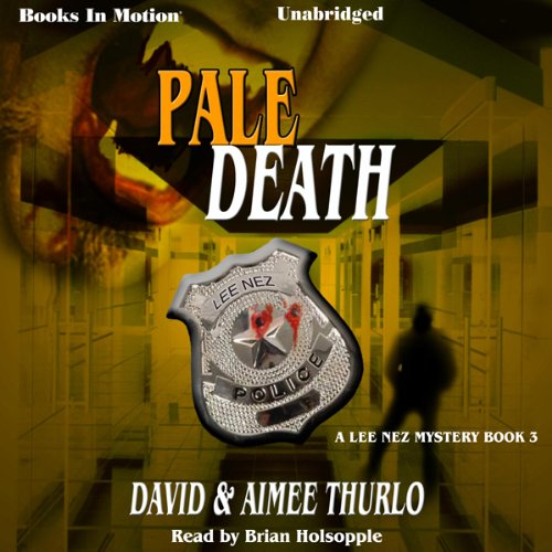 Pale Death audiobook cover art
