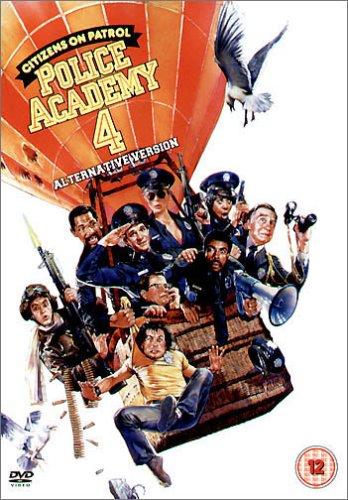 Police Academy 4 - Und jetzt geht's rund - Import Allemagne
