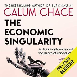 The Economic Singularity cover art