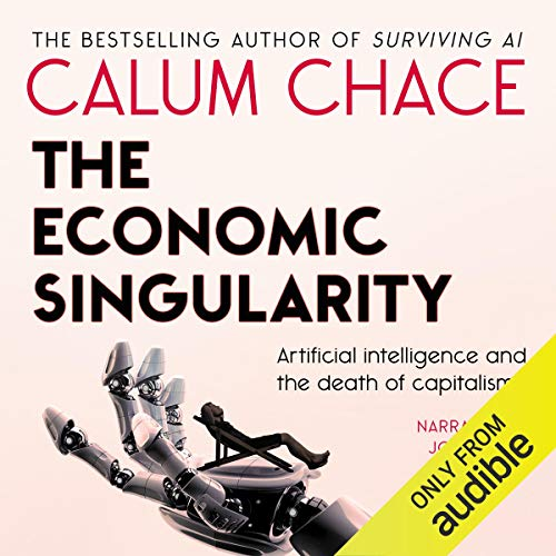 The Economic Singularity audiobook cover art