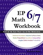 Download Book EP Math 6/7 Workbook: Part of the Easy Peasy All-in-One Homeschool PDF