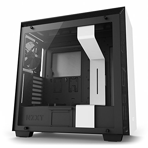 NZXT H700 ATX mid-tower tempered glass PC gaming case