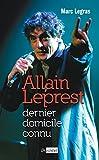 Allain Leprest - Dernier domicile connu