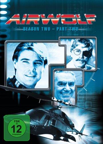 Airwolf - Season 2.2 (3 DVDs)