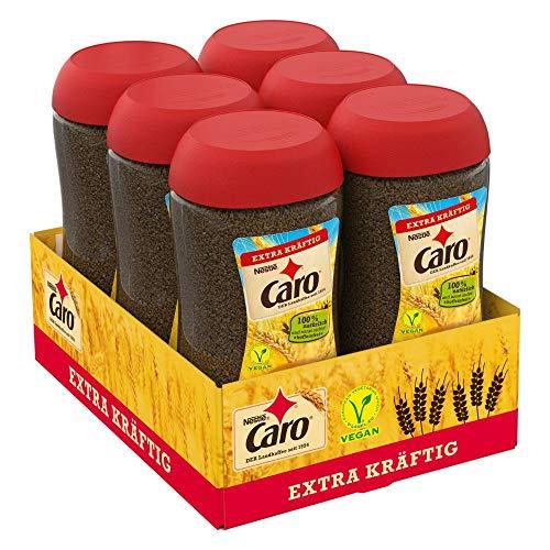 Nestlé CARO Landkaffee Extra kräftig, 6er Pack (6 x 150g)