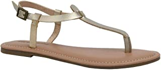 Women's Clea Flat Sandal with +Comfort