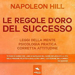 Le Regole d'Oro del successo copertina