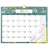 Eono by Amazon - Calendario de Pared 2021-2022, Calendario de Pared Mensual de Julio de 2021 a Diciembre de 2022, 14.8 '' x 11.5 '', Perfecto Para Planificar