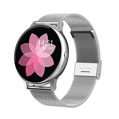 ZUEN DT NO.1 DT88 Pro Smart Watch Damen EKG + PPG Bluetooth Herzfrequenz-Tracker-Blutdruck-IP67 Wasserdicht Damen Smart Watch Männer,E