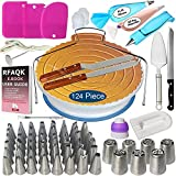 Best Cake Boss Turntables - Cake Decorating Supplies - Professional Cupcake Decorating Kit Review