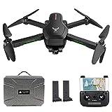 Goolsky SG906 PRO GPS RC Drone con Fotocamera 4K 5G WiFi a 2 Assi Gimbal 25mins Tempo di Volo...