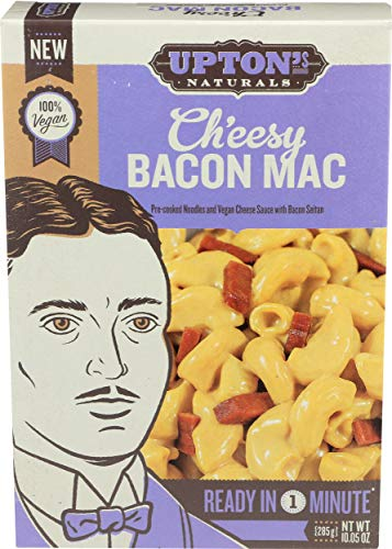 UPTONS NATURALS Ch'eesy Bacon Mac, 10.05 OZ