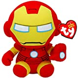 Marvel Ty Iron Man Beanie 6 'Juguete de Peluche