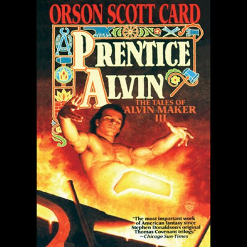 Prentice Alvin audiobook cover art